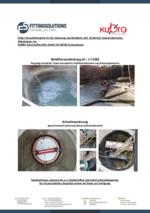 KUBRA Produktauswahl Sanierung von Behälter und Schächten Okt 2019