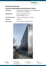 Objektbericht Jäger Aquatec, INOX XXL Prod. u. Logist., Thüringen 02-19