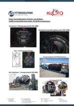 KUBRA Produktauswahl Schächte und Behälter Dez. 2019
